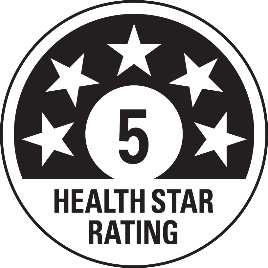 Food Health Rating Australia