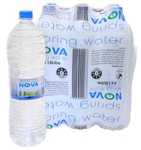 Nova Spring Water - 1-5L